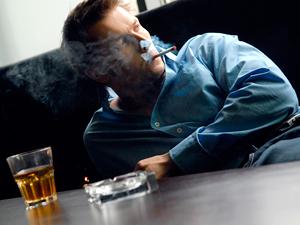 Tratamiento De La Adicción Para Los Fumadores Alcohólicos
